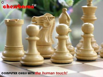 X4001 Enhanced NOVAG CITRINE Chess Pieces