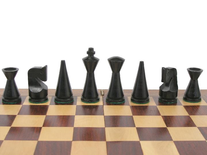 Contemporary Modern Chess Set Chessbaron Chess Sets 01278 426100